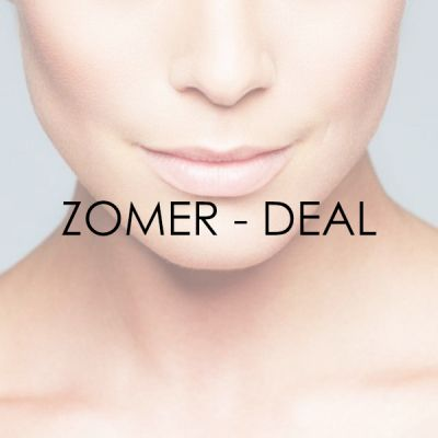 Zomer-Deal: Ontspanningsmassage + Skin Treatment 75 min.