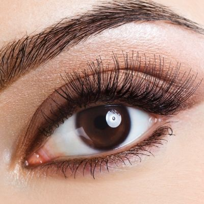 Wimperextensions nieuwe set 1 by 1
