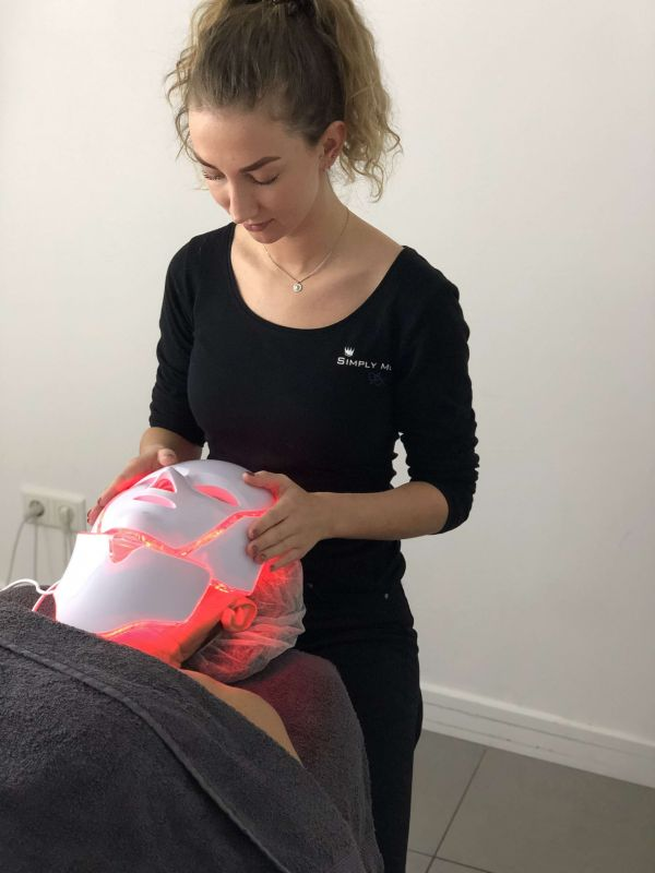 LED Mask Treatment