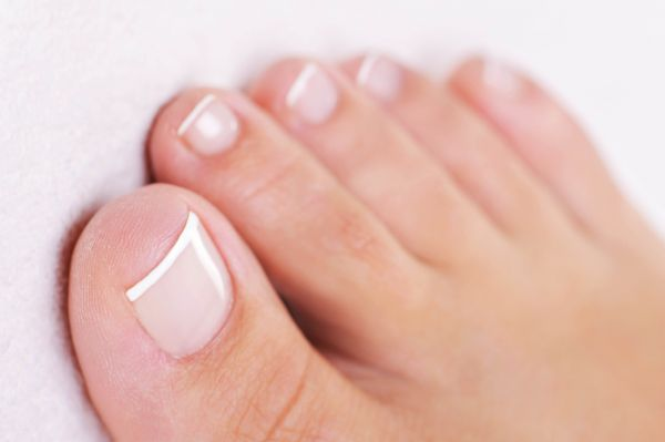 Mini pedicure behandeling